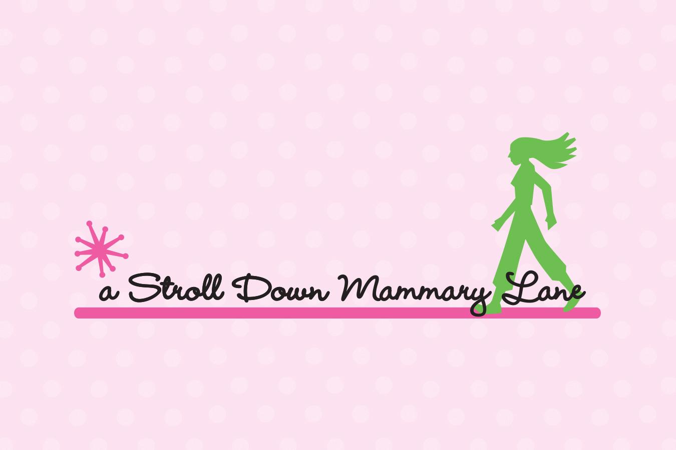 A Stroll Down Mammary Lane logo