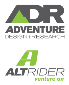 ADR and AltRider logo