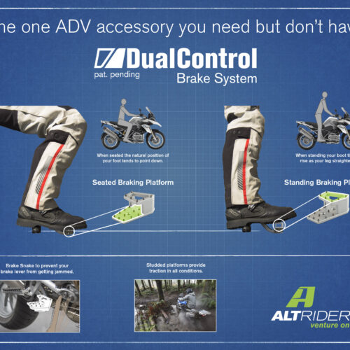 DualControl Brake System poster